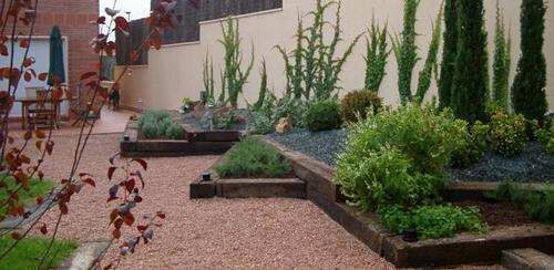 Arquitectura pavimentos del jard n imagen y dise o for Pavimentos para jardines exteriores