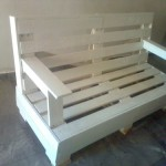 Diseñar muebles con palets