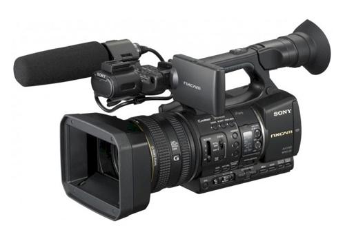 Cámaras profesionales para vídeo digital