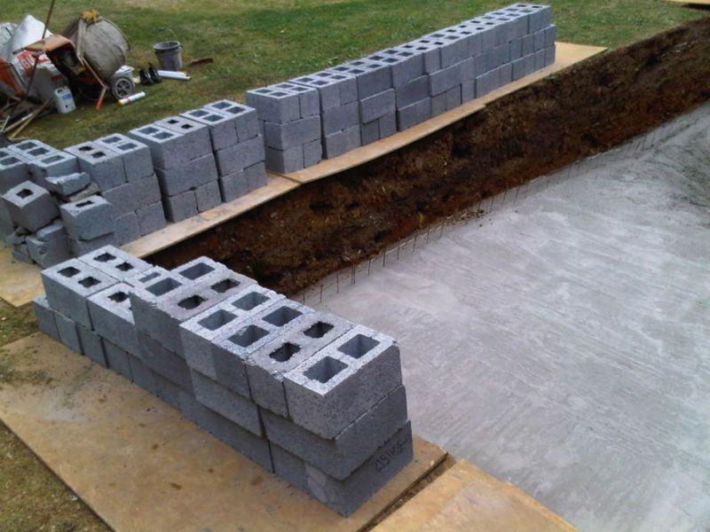 C mo construir una piscina de obra construir una alberca - Precio de hacer una piscina ...