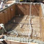 Cómo construir la piscina