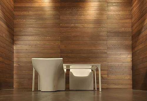 Gu a sobre los revestimientos de la vivienda for Revestimiento adhesivo madera