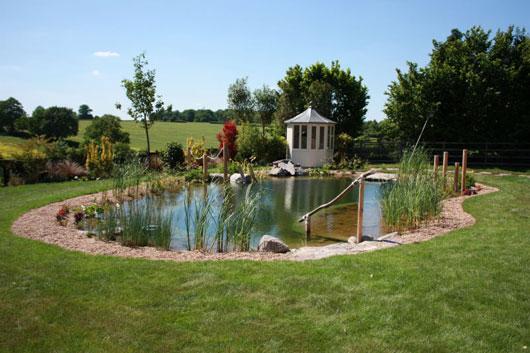 Piscinas naturales c mo hacer piscinas ecol gicas for Construccion piscinas naturales