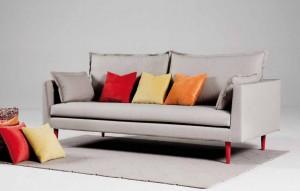 sofás para decorar la sala