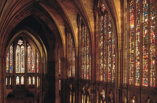 Arquitectura g tica identificando la arquitectura medieval for Arquitectura medieval