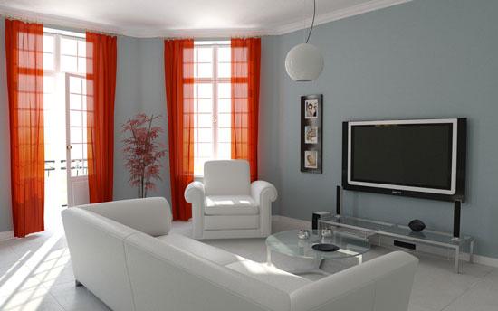 los colores para pintar un salon