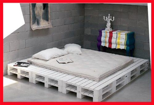 Dise ar muebles con palets muebles hechos con tablas de - Muebles hechos con palets de madera ...