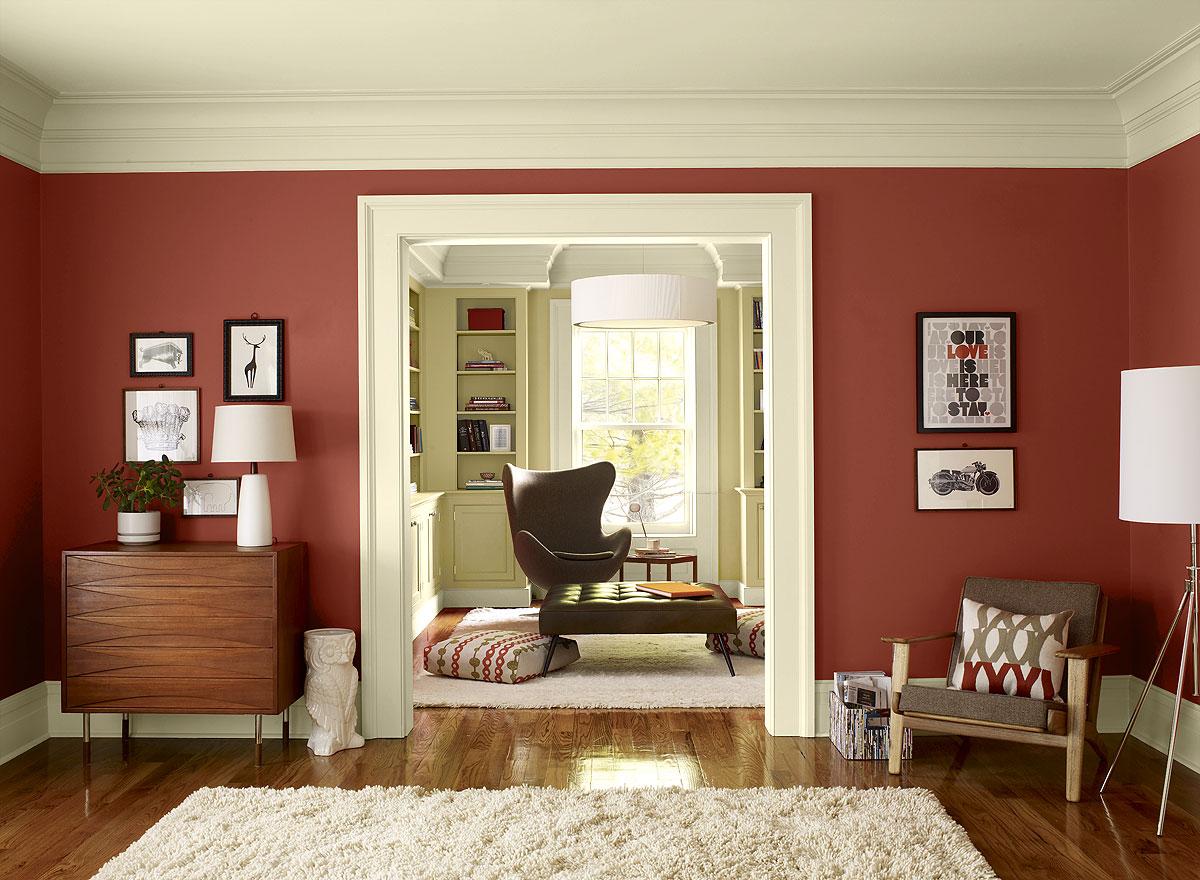 color pintar salon
