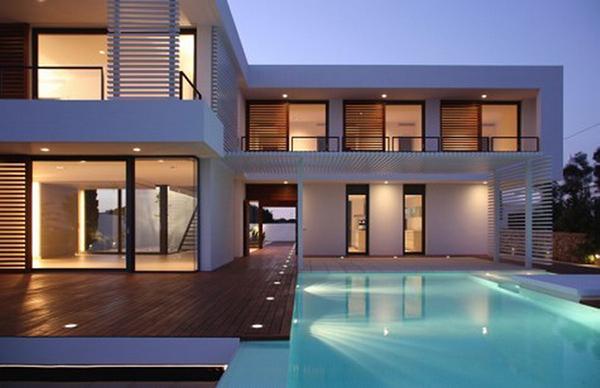 diseños de casas aisladas