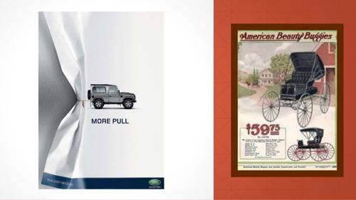 diseño publicitario en inglés
