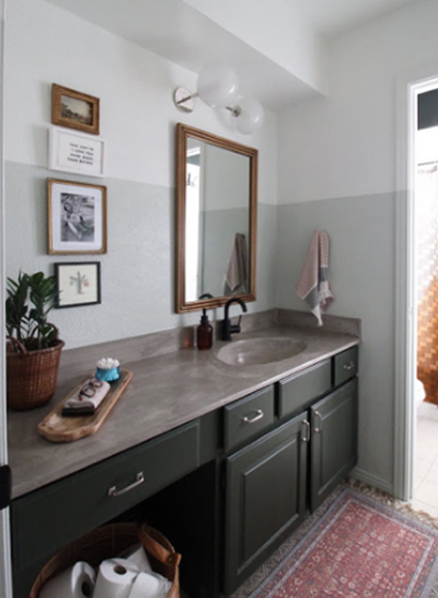 decoracion de baños con fotos