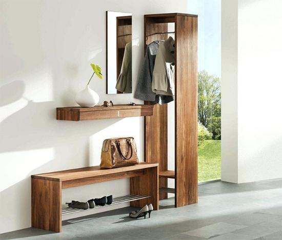 mueble recibidor moderno