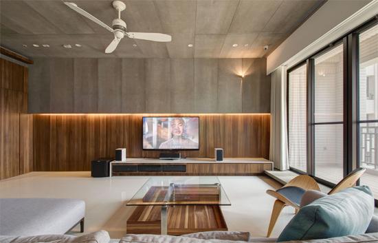 fotos de salones modernos decoracion