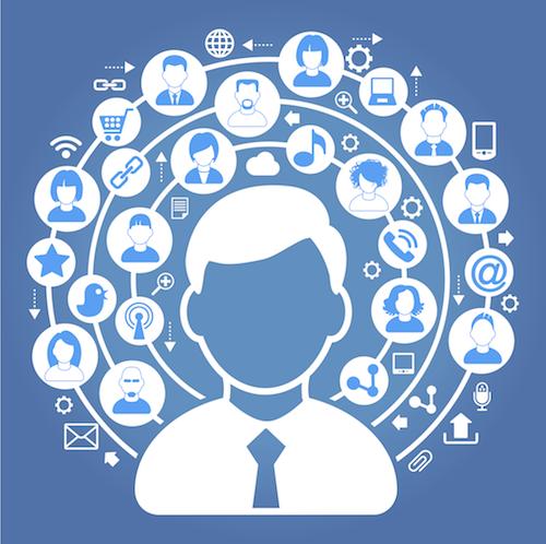 social network tal es la denominación en inglés