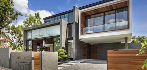 estilos de fachadas de casas