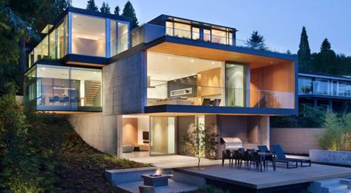 Casas modernas por dentro dise o de casas modernas for Modelos de fachadas de viviendas modernas