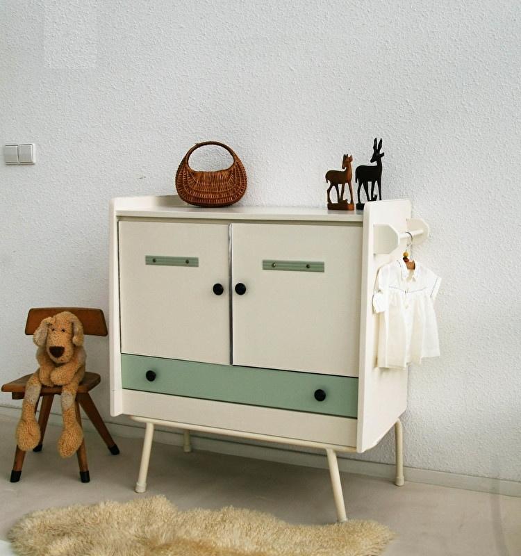 c modas vintage muebles estilo vintage en decoraci n de casa