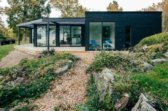 La casa sueca aprendiendo de la arquitectura de suecia - La casa sueca ...
