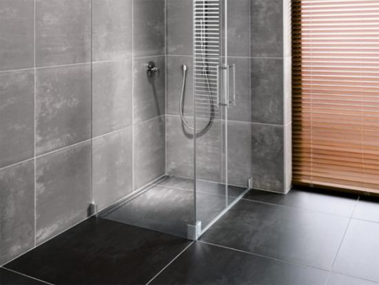 fotos baños con ducha de obra