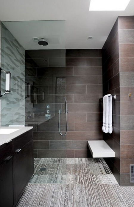 platos de ducha de obra de diseño