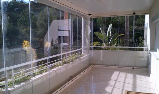 cortinas vidriadas para terraza