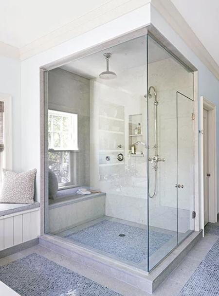 duchas de ora pequeñas
